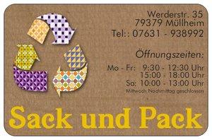 Sack und Pack