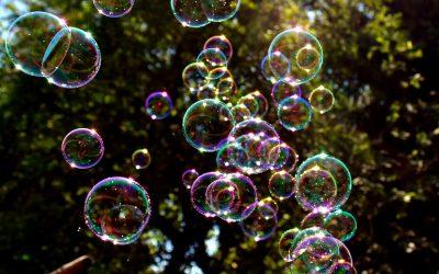 Seifenblasen selbst herstellen